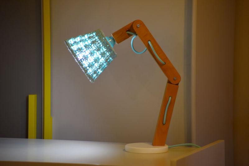 Masa Lambası Mobilya ürün fotoğrafı