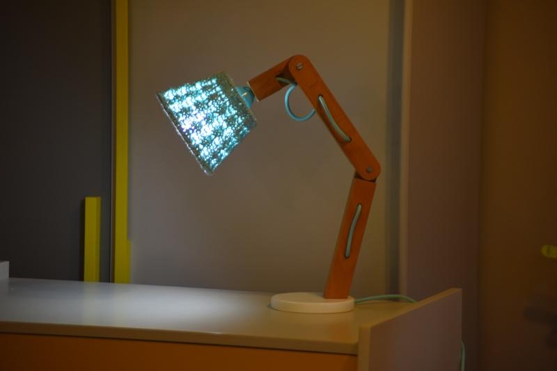 Masa Lambası  Mobilya kullanım fotoğrafı